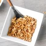 Almond Pecan Granola