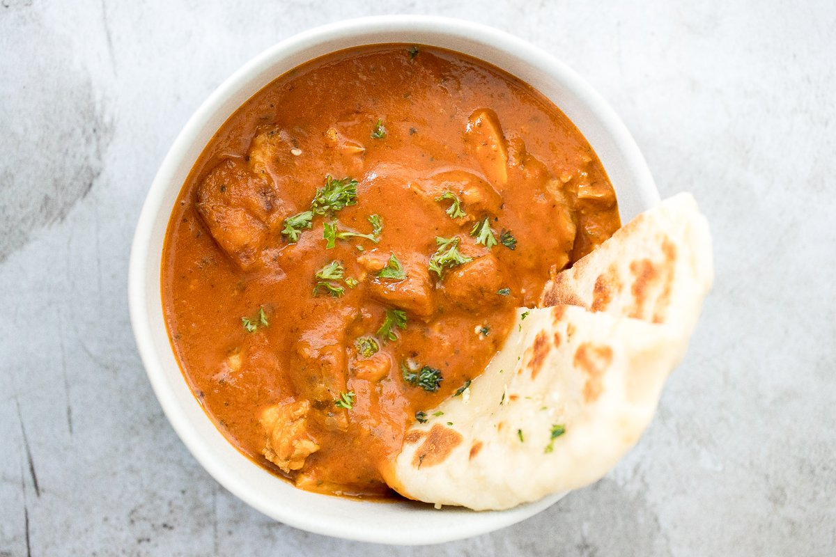 Indian Butter Chicken Ahead Of Thyme
