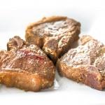 Persian Style Lamb Chops (Lamb Shashlik)