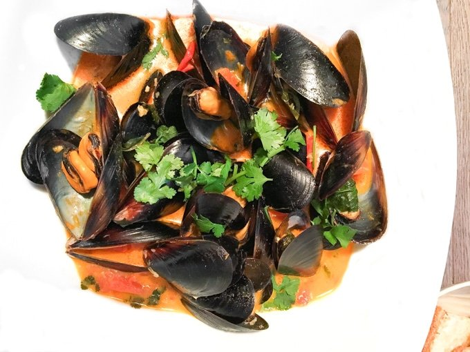 mussels curry recipe indian