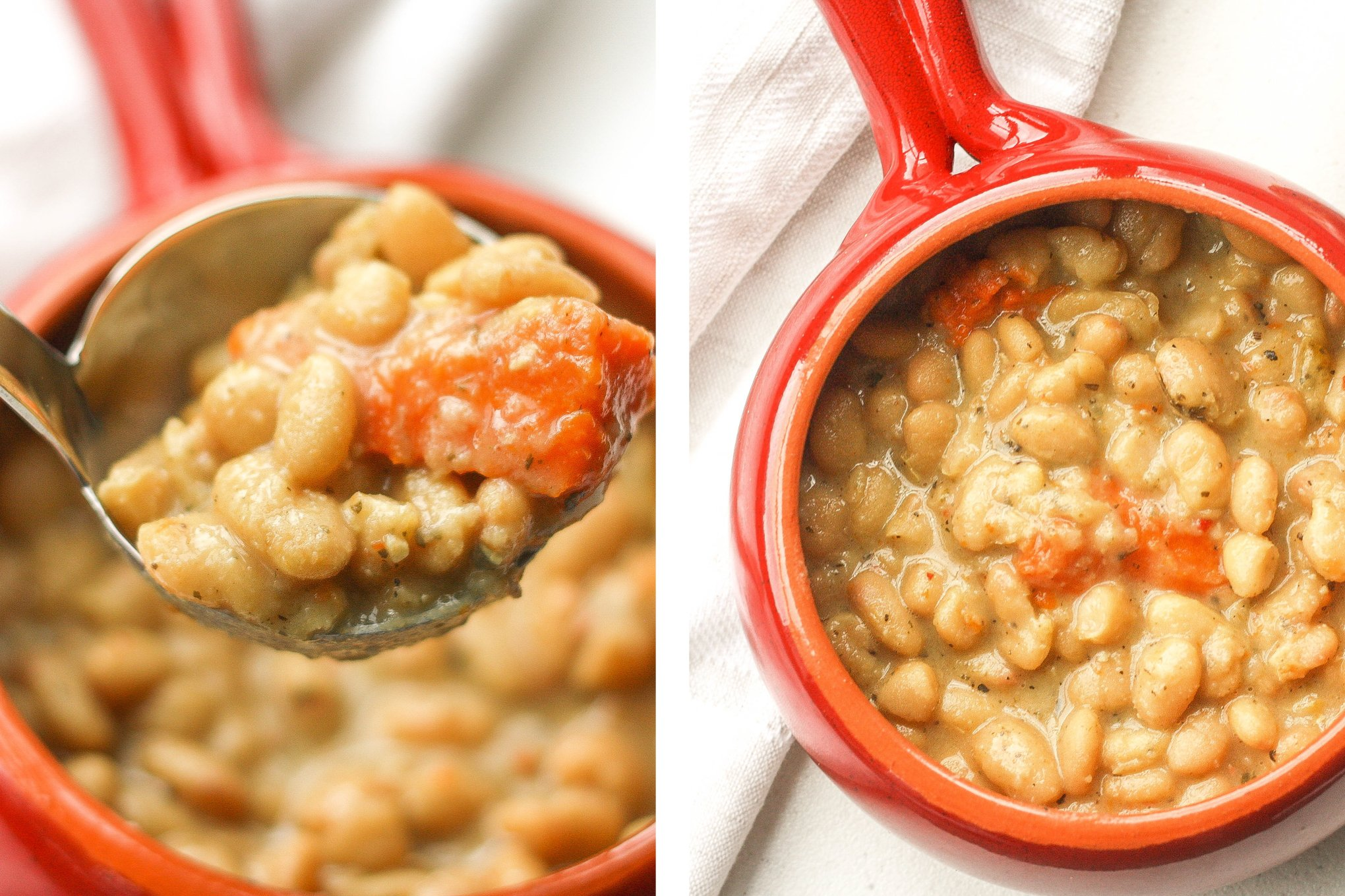 Lima beans don't have to be boring and bland. Bring them to life by making them tasty and full of flavour with this easy to follow recipe | aheadofthyme.com