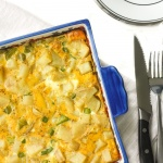 Egg and Potato Breakfast Casserole