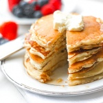The Best Old Fashioned Pancakes