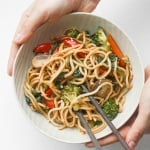 Easy 15-Minute Lo Mein