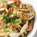 Ginger and Scallion Dungeness Crab