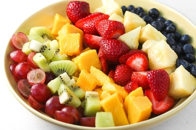 Image result for fruit salad hd