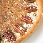 Chopped Pecan Pie