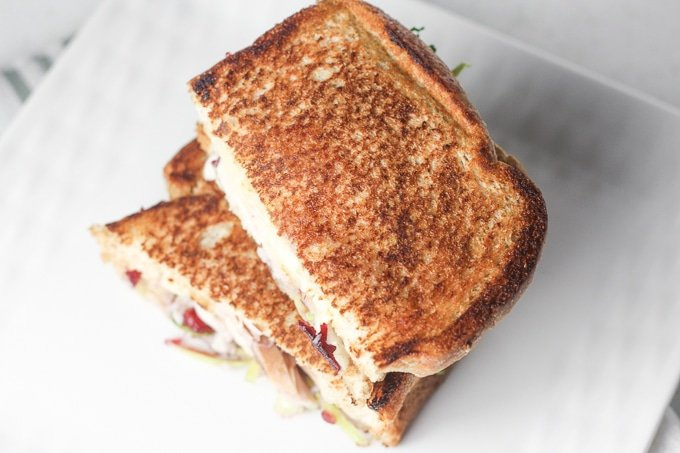 Looking for comfort food in a hand-held serving? Well, put those holiday leftovers to good use and make leftover Thanksgiving turkey sandwich with cranberry sauce!   aheadofthyme.com