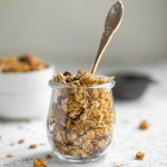 Easy Cinnamon Apple Granola