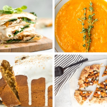 There is literally nothing that you cannot make with this butternut squash! From soups to salads to dessert, here are my top 10 favorite ways to cook with butternut squash. | aheadofthyme.com
