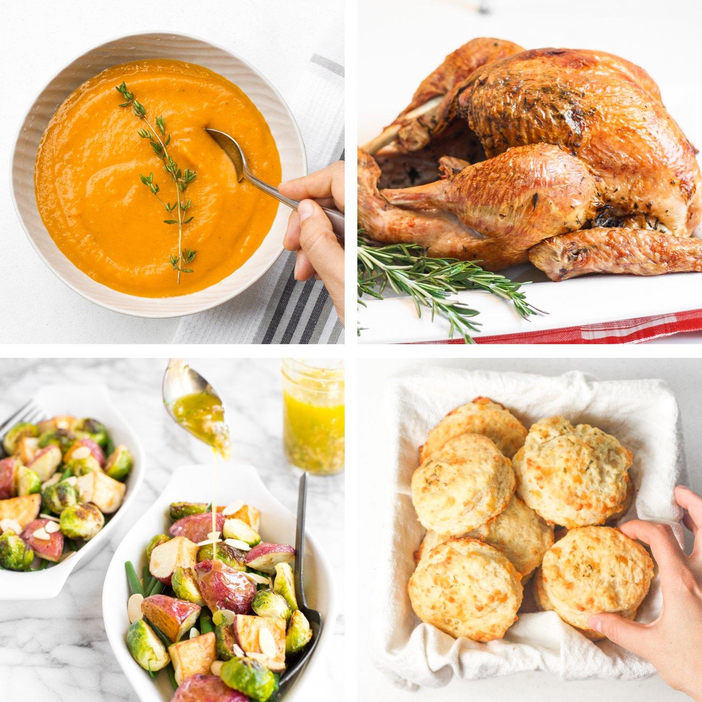 Easy Thanksgiving Menu