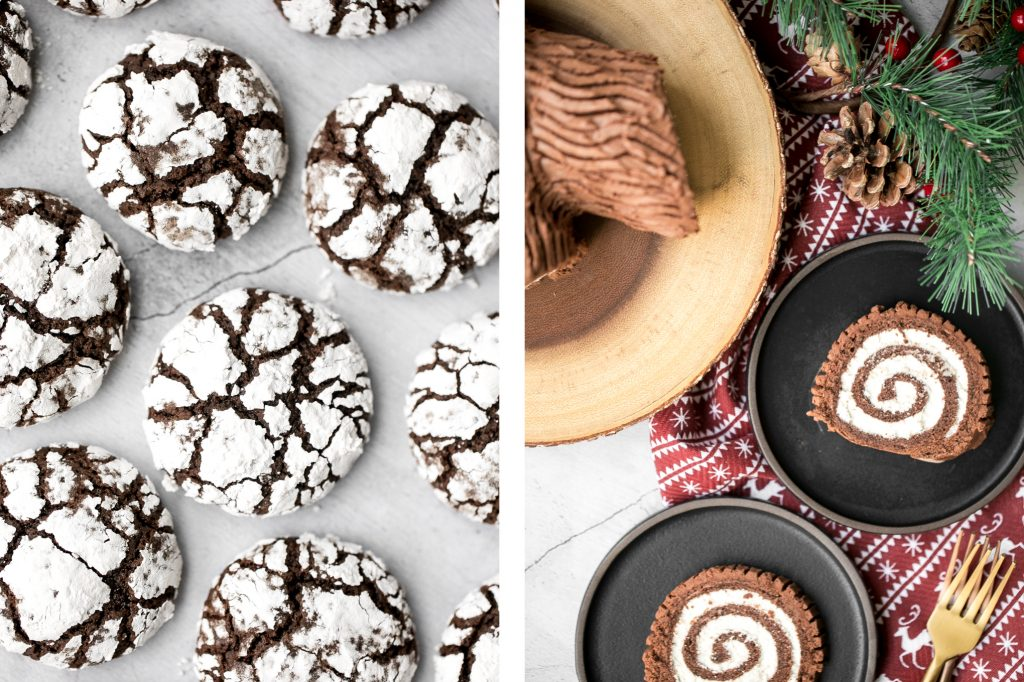 Browse the top 30 most popular best Christmas dessert recipes from cookies to festive cakes and more, there is always room for dessert during the holidays. | aheadofthyme.com