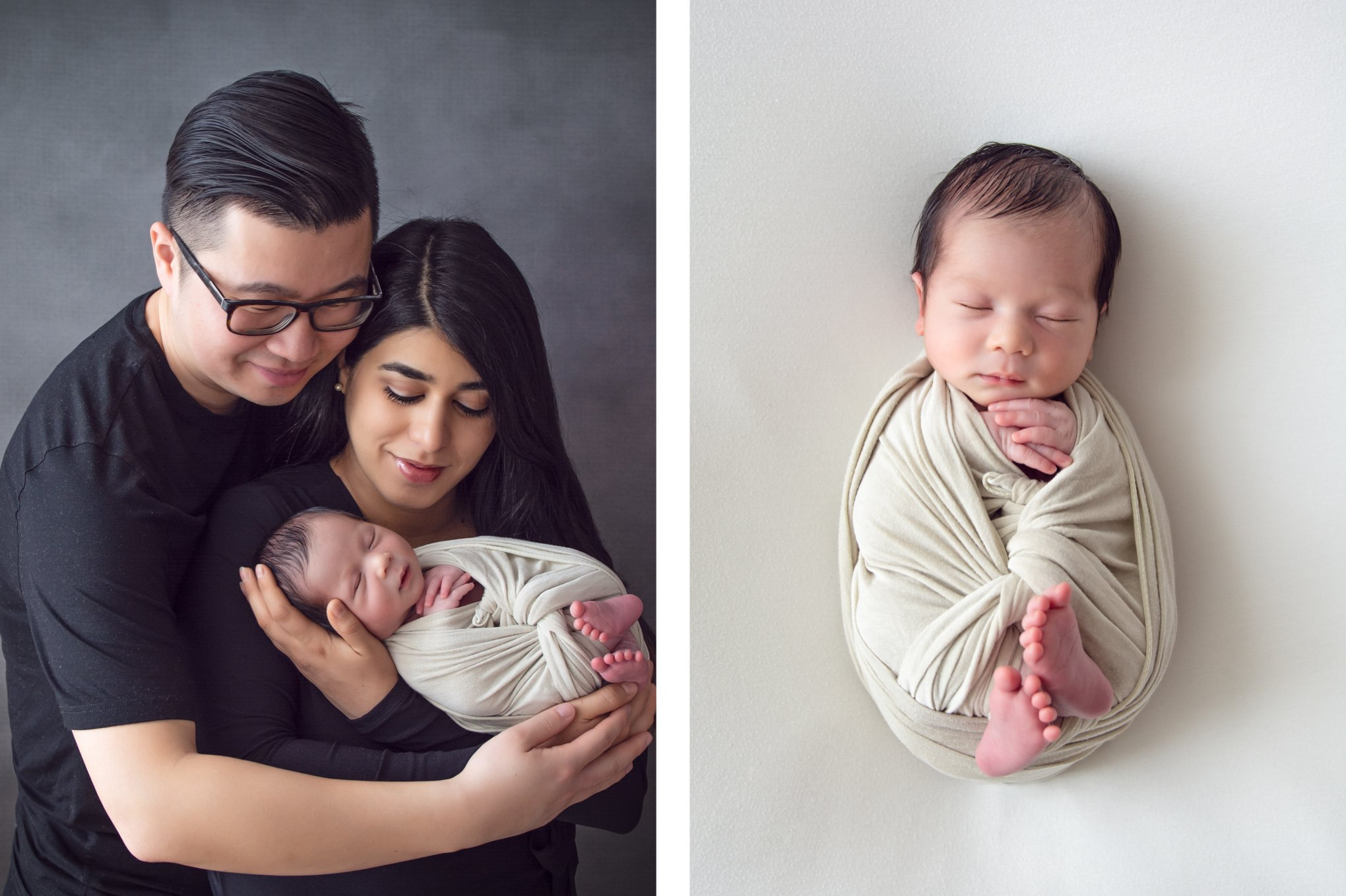 I am so pleased to announce the birth of our sweet baby boy Kai, the newest member of the team (and future recipe taster)! | aheadofthyme.com