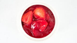 Quick and Easy Homemade Strawberry Sauce | Ahead of Thyme
