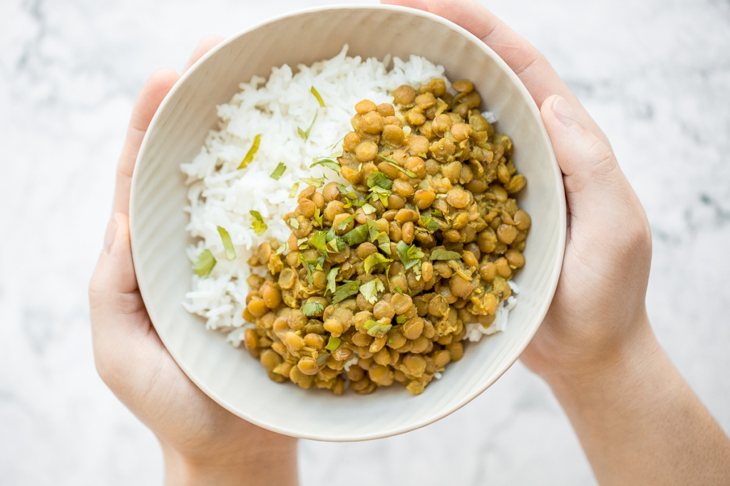 Don't know what to do with the dried beans in your pantry? Learn how easy it is to cook any type of beans -- vegan, gluten-free, and packed with protein. | aheadofthyme.com