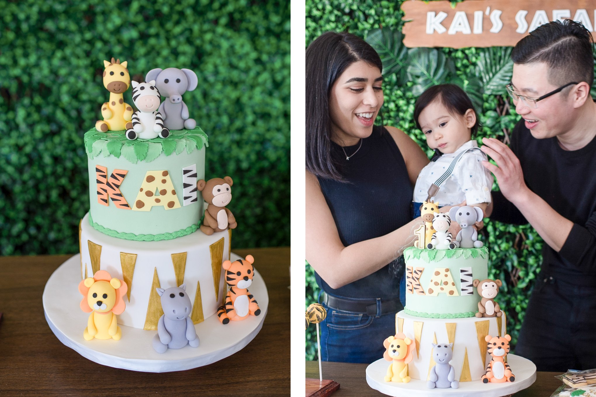 Amazing How To Throw The Best Wild One Safari Birthday Party With Recipes Funny Birthday Cards Online Alyptdamsfinfo