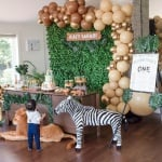 How to Throw the Best Wild One Safari Birthday Party (with Recipes)