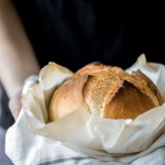 Small Batch No-Knead Bread