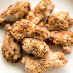 The Best Breaded Fried Chicken Wings (Air Fryer)