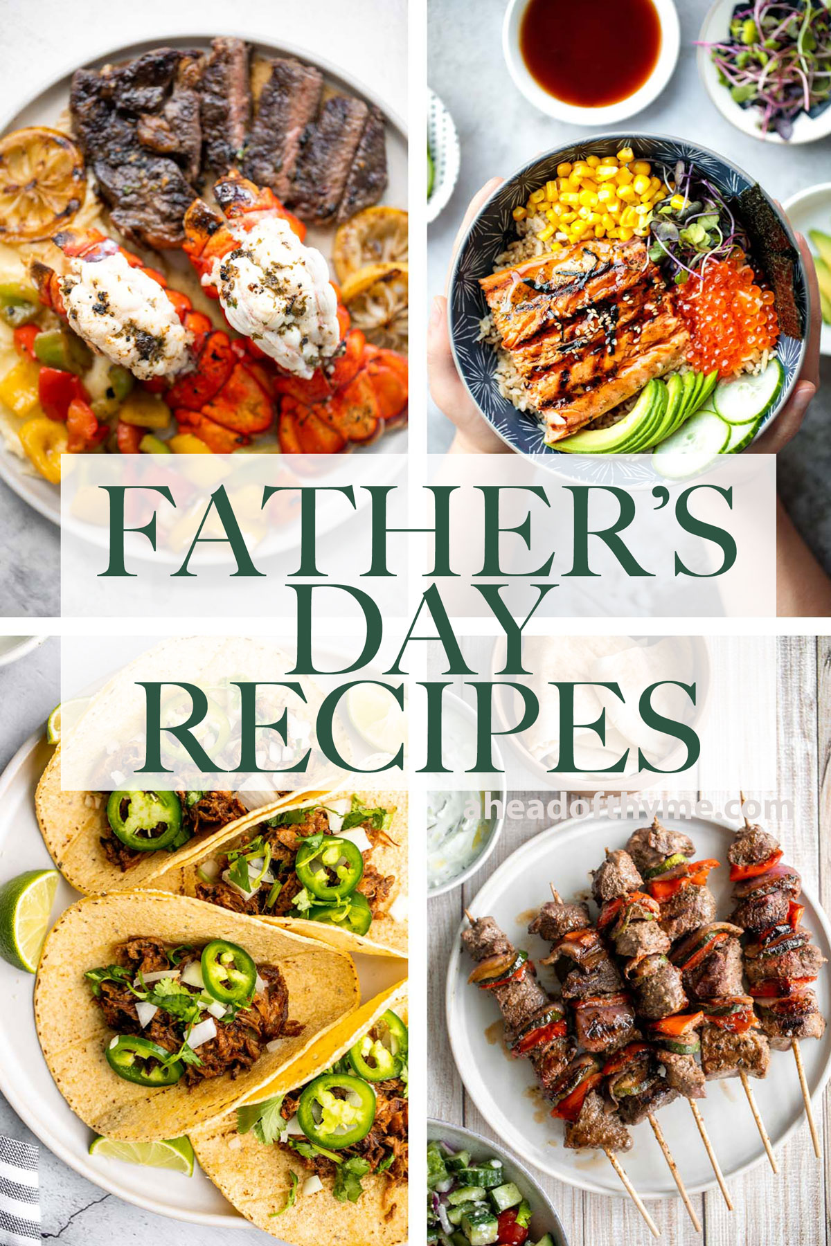 Easy Father\'s Day Recipes