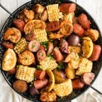 Easy Grilled Shrimp Boil