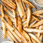 Crispy Air Fryer French Fries