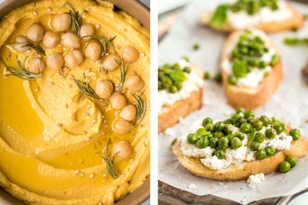 Browse the top 20 most popular best Thanksgiving appetizers for the holidays from dips and spreads, canapés and crostini, charcuterie board, and more. | aheadofthyme.com