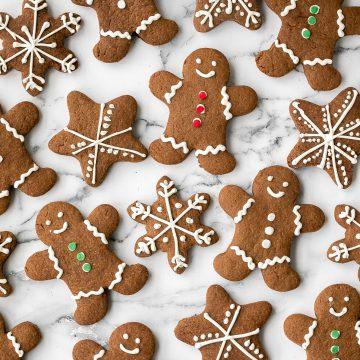 Gingerbread Cookies | aheadofthyme.com
