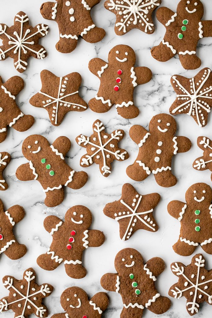 Gingerbread Cookies | aheadofthyme.com