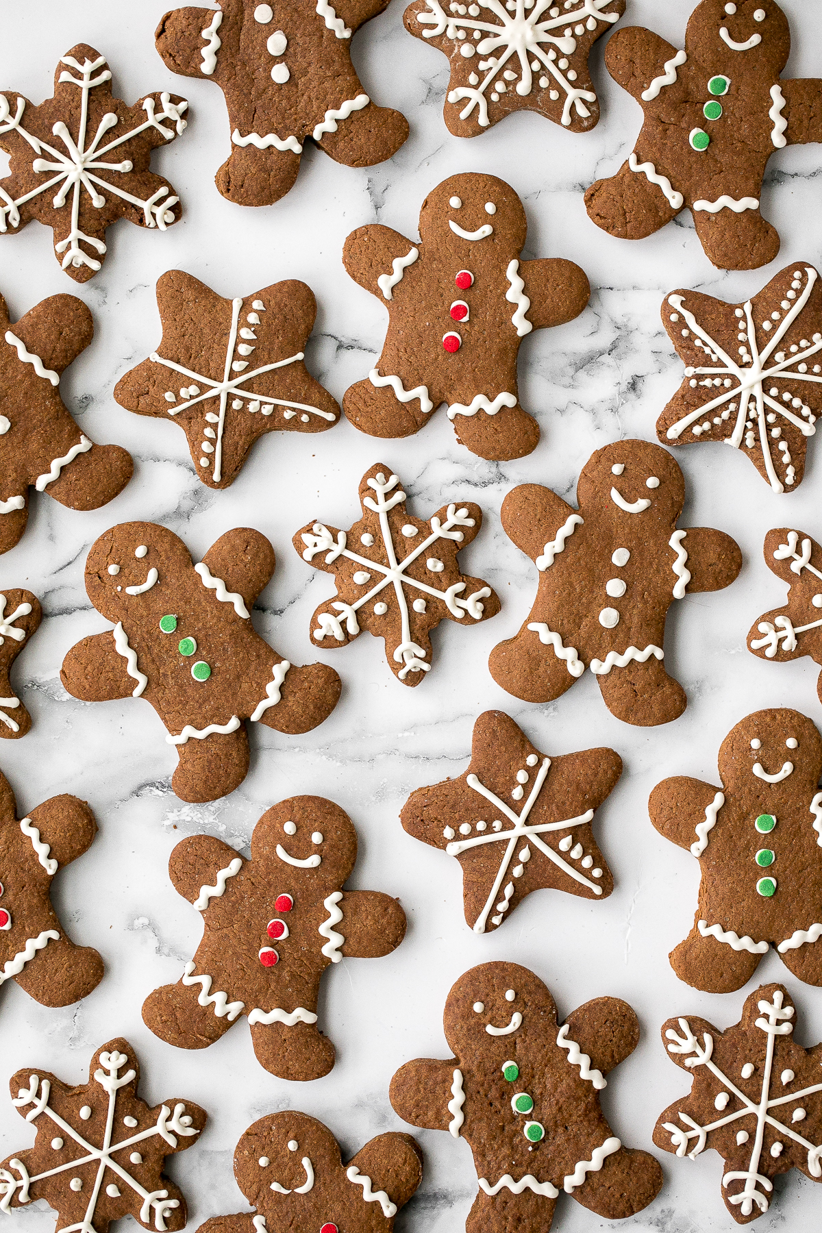 Gingerbread Cookies Ahead Of Thyme