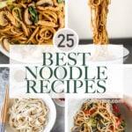 25 Best Noodle Recipes