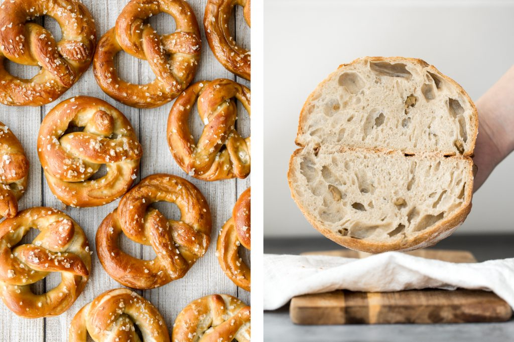 Learn how to make bread with the top 50 most popular best bread recipes from quick and easy, no knead bread, sandwich loaf bread, sourdough and sweet bread. | aheadofthyme.com