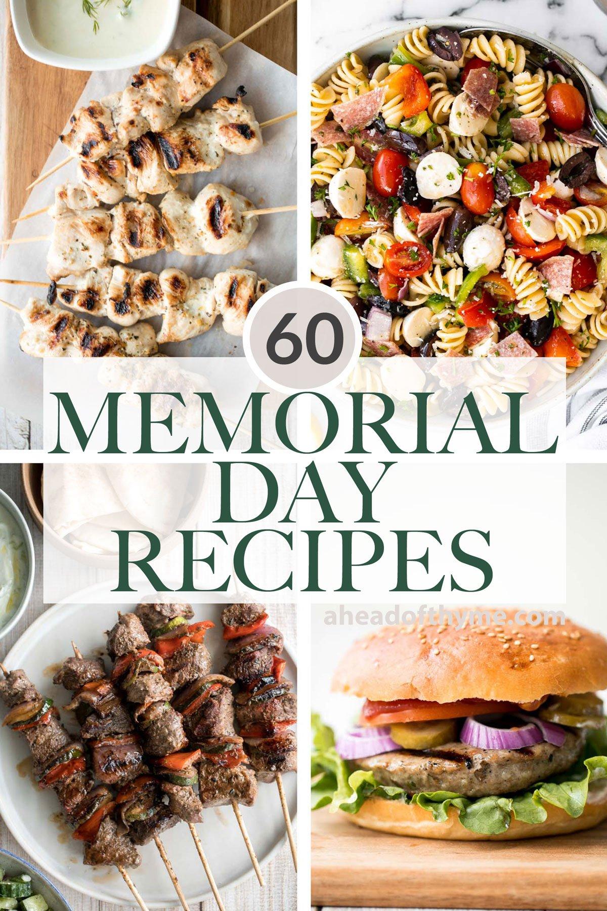 60 Best Memorial Day Recipes