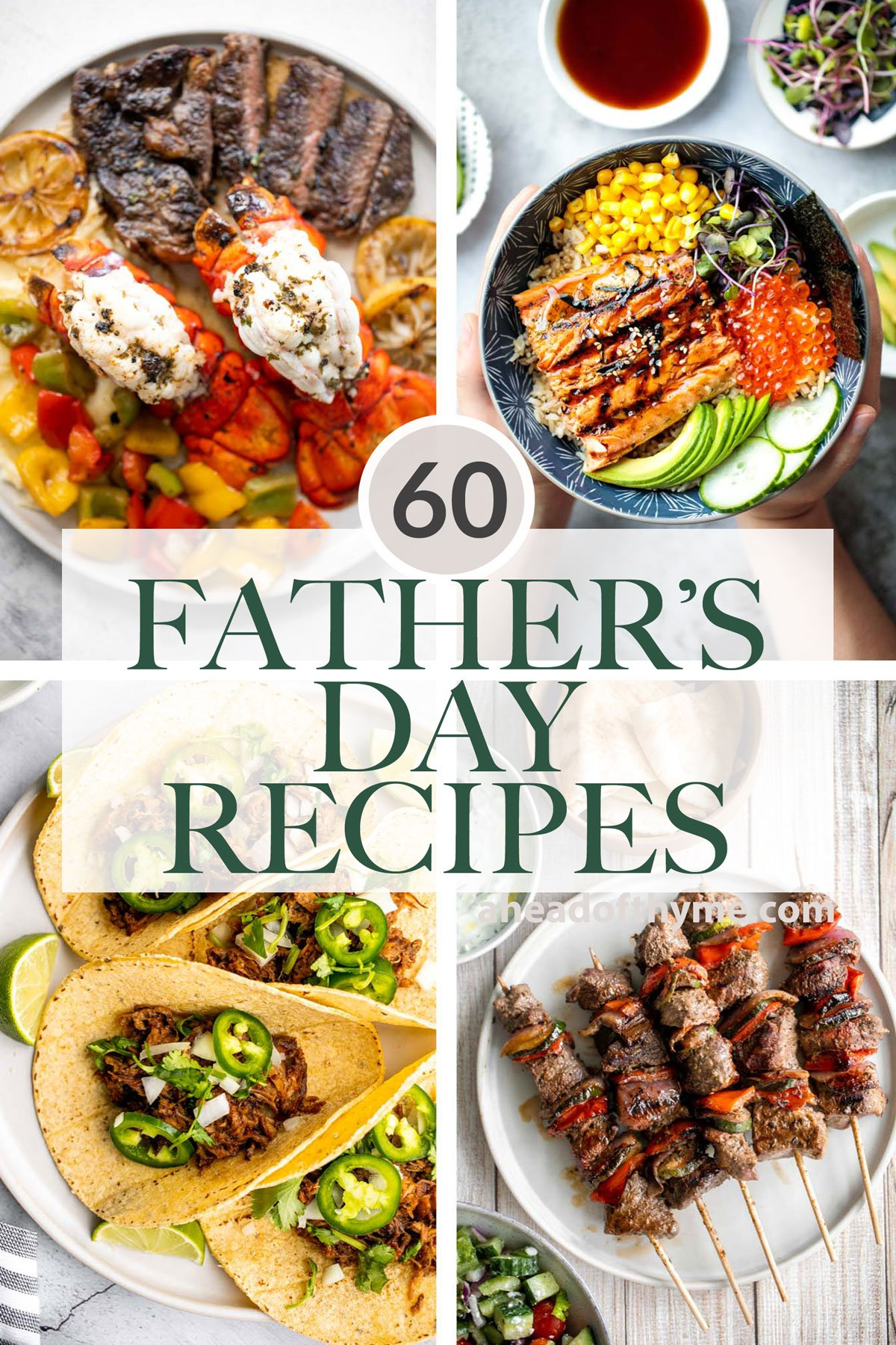 60 Best Father\'s Day Recipes
