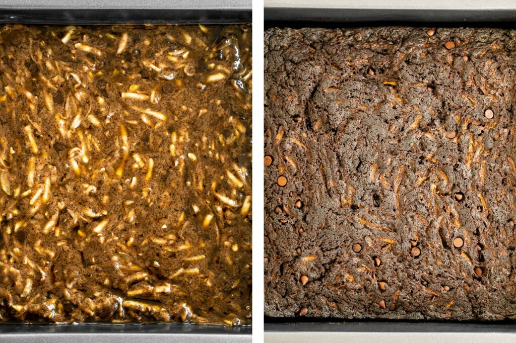 Chocolate zucchini cake is moist, fluffy, and delicious. Loaded with fresh zucchini for a burst of nutrition, and topped with a homemade cream cheese icing.   aheadofthyme.com